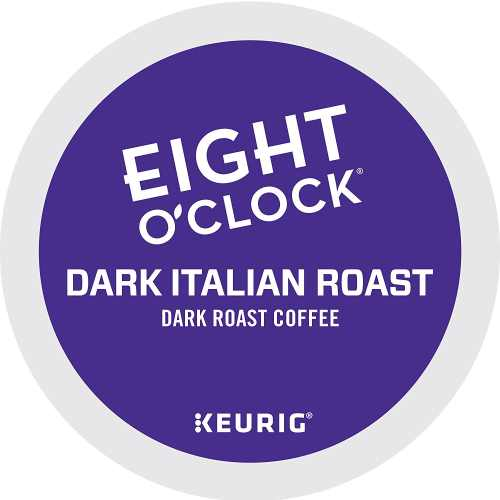 Eight O'Clock Coffee Dark Italian Roast