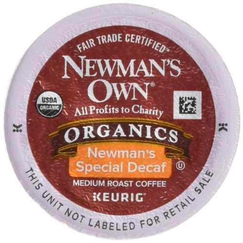 Newman's Own Organics Newman's Special Decaf