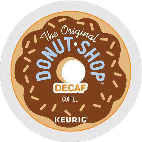 The Original Donut Shop Decaf