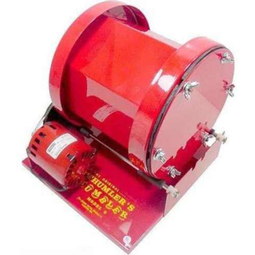 Tru-square Metal Products Heavy Duty Rotary Tumbler