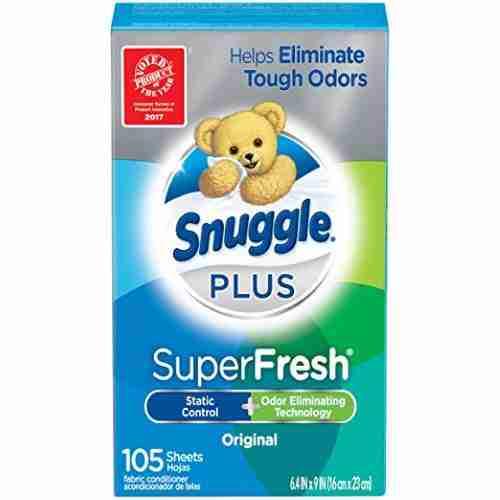 Snuggle Plus Super Fresh