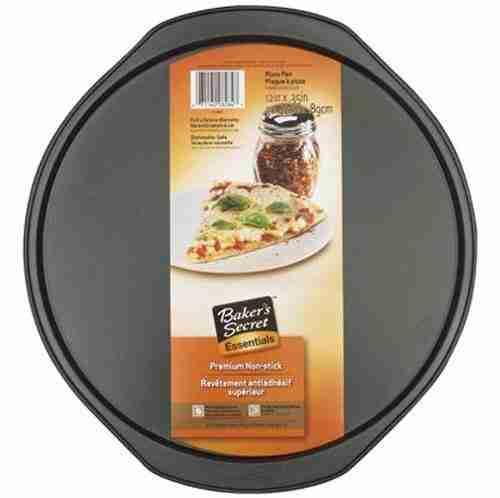 Baker's Secret Essentials 12 Inch Pizza Pan