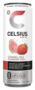 Celsius energy drink review