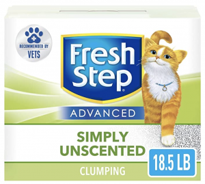 Fresh Step Cat Litter Review