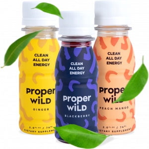 proper wild energy drink review
